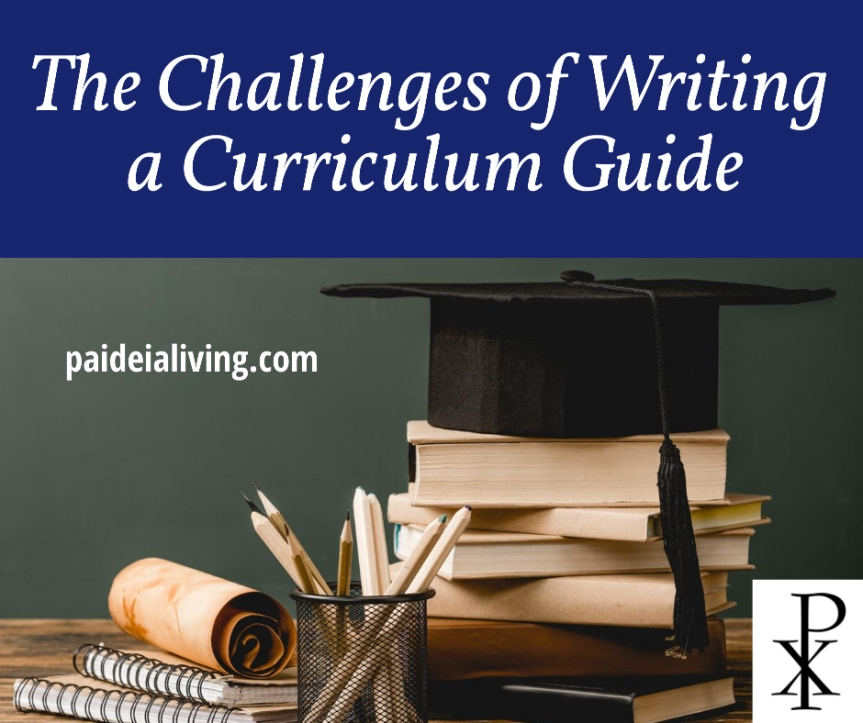 The Challenges of Writing a CurriculumGuide