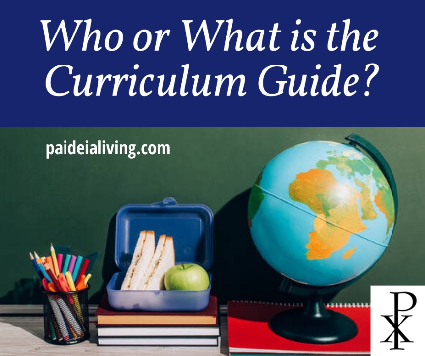 Who or What is the CurriculumGuide?